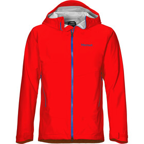 Marmot EVODry Clouds Rest Giacca Uomo, victory red